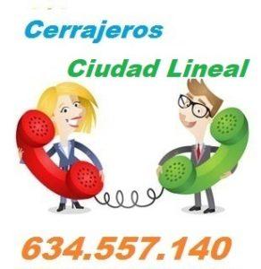 Cerrajeros Ciudad Lineal URGENTES